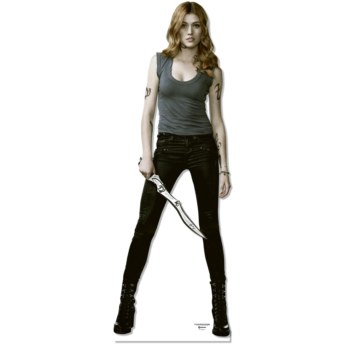 Shadowhunters Clary Standee