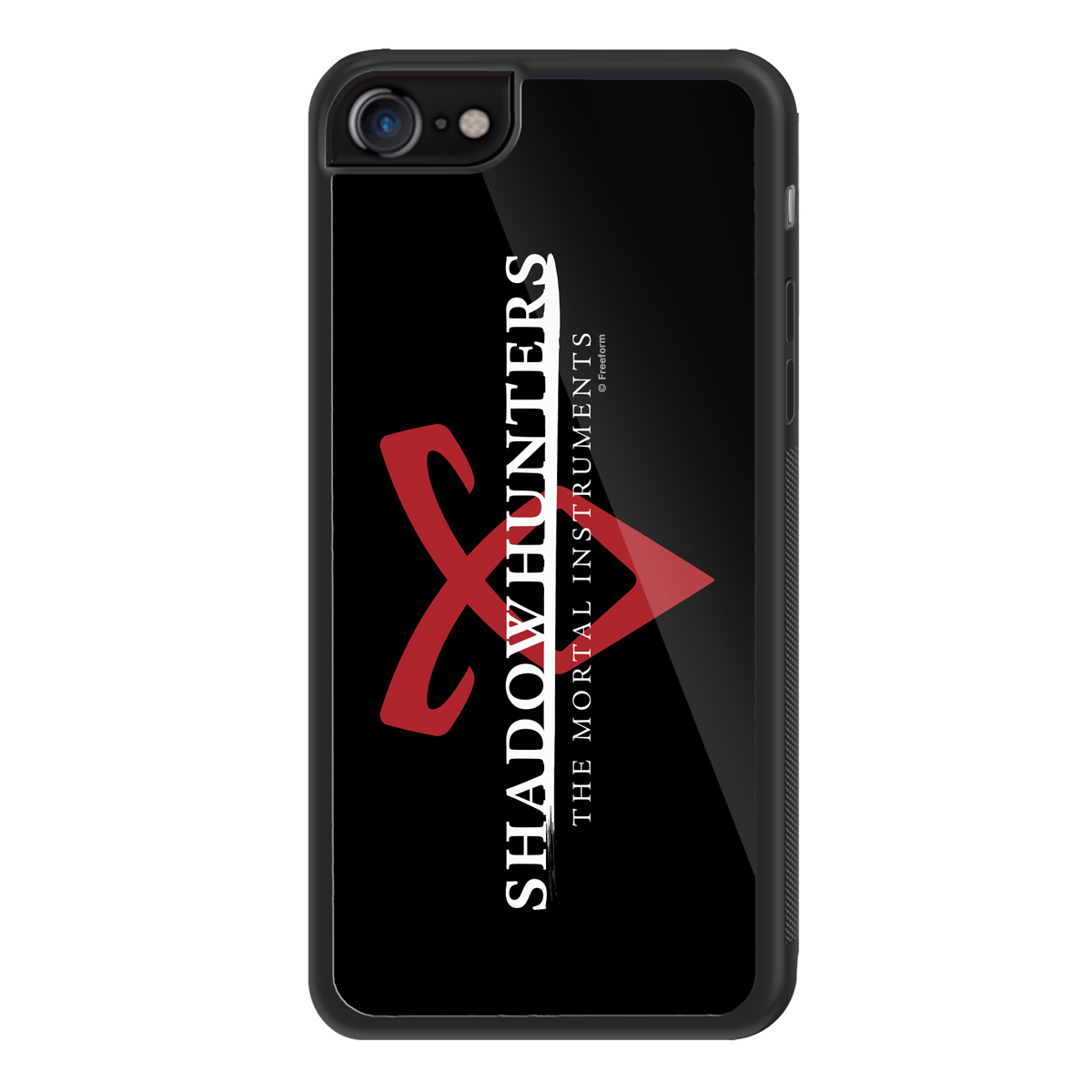 Shadowhunters Logo iPhone Case
