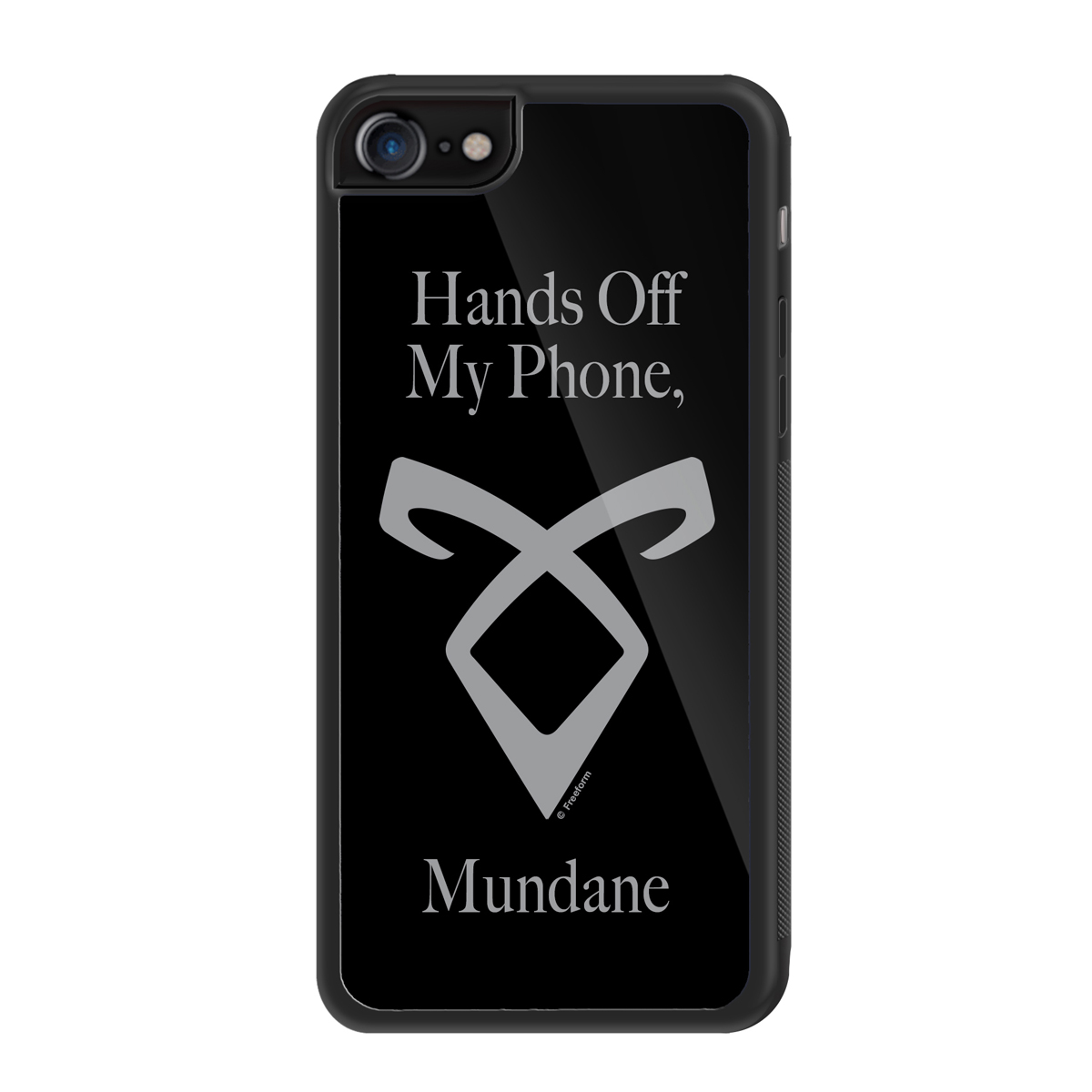 Shadowhunters Hands Off iPhone Case