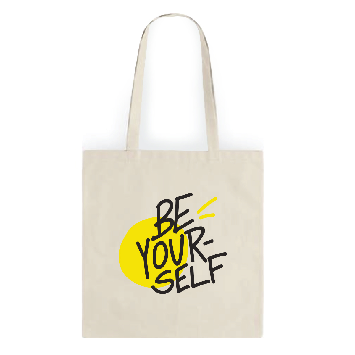 Be Yourself Pride Tote