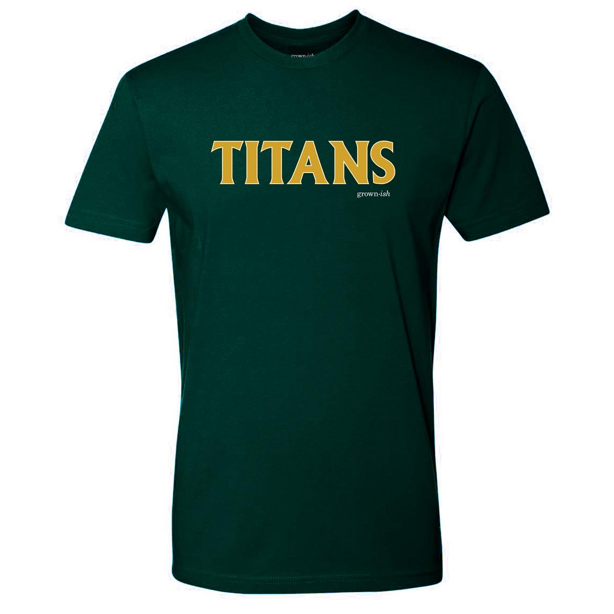 Grown-ish Titans T-Shirt