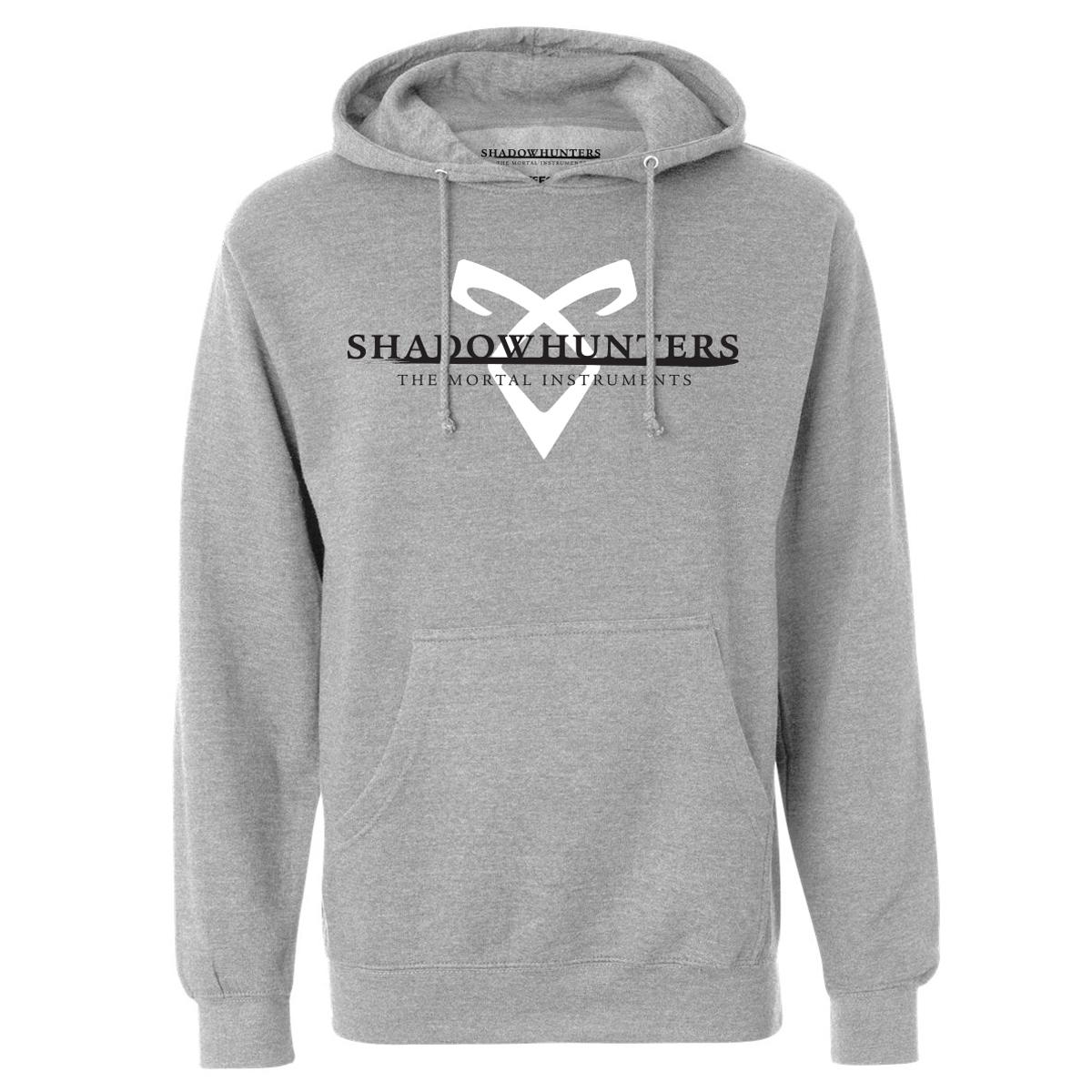 Shadowhunters Logo Pullover Hoodie