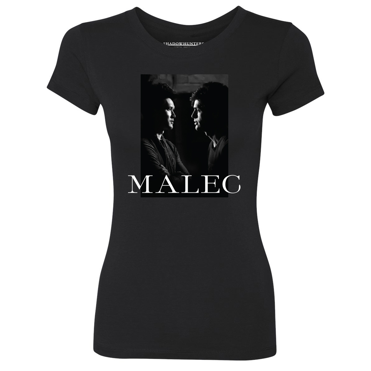 Shadowhunters Malec Women's T-Shirt