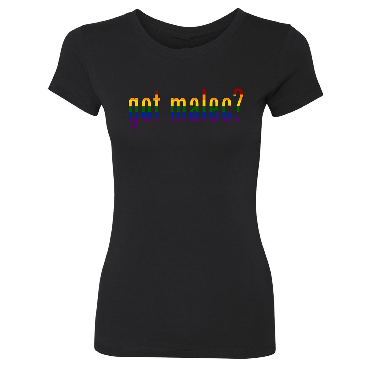 Shadowhunters Got Malec? Women's T-Shirt