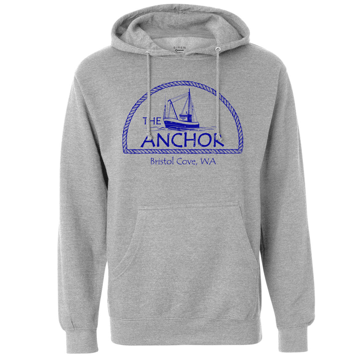 Siren The Anchor Pullover Hoodie