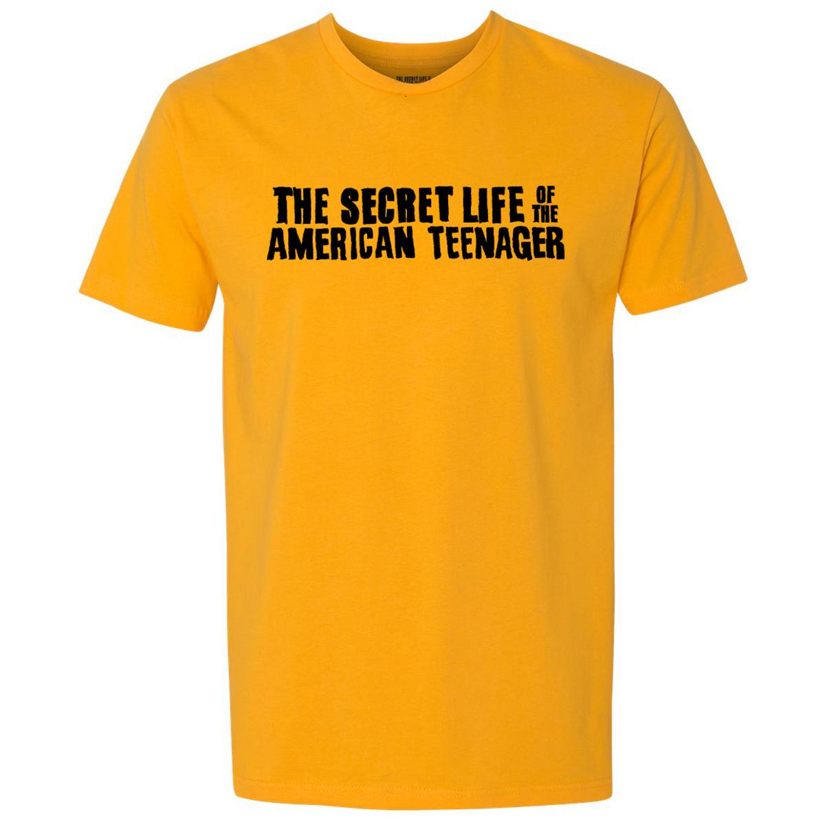 Secret Life of the American Teenager Logo T-Shirt