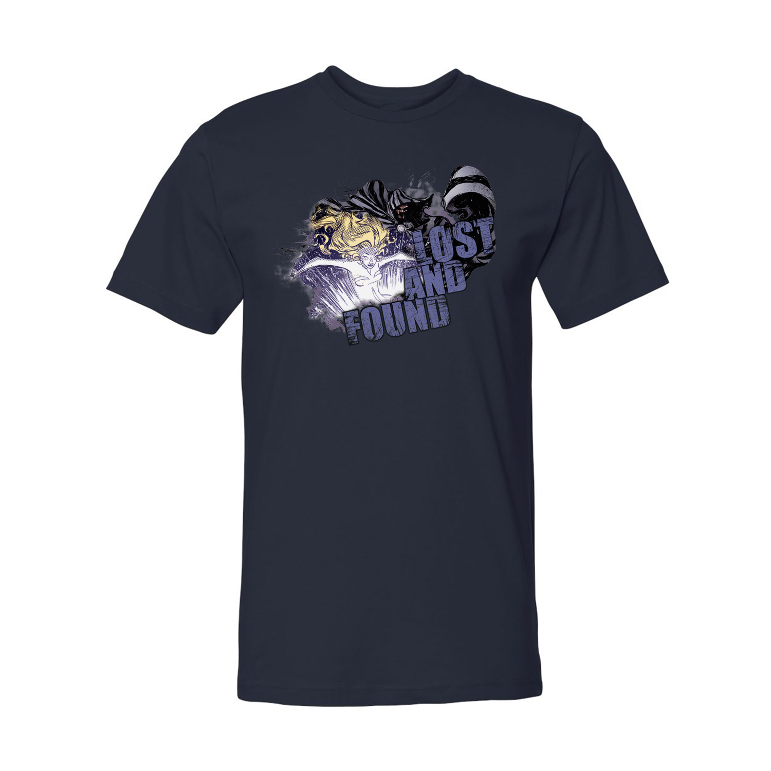 Marvel's Cloak & Dagger Lost and Found T-Shirt