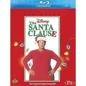 The Santa Clause Blu-ray