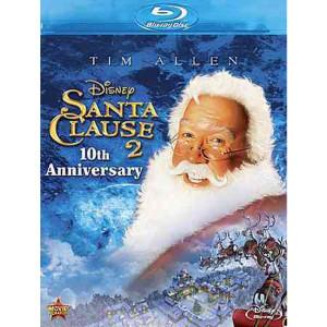 Santa Clause 2 Blu-Ray