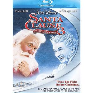Santa Clause 3 Blu-ray: Escape Clause