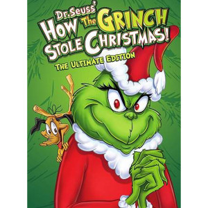 How The Grinch Stole Christmas! DVD (Ultimate Edition)