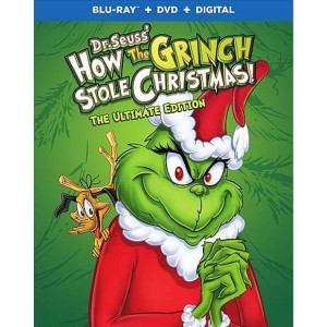 How The Grinch Stole Christmas! Blu-ray