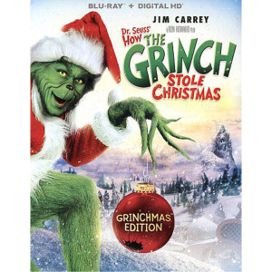 Dr. Seuss' How The Grinch Stole Christmas Blu-ray