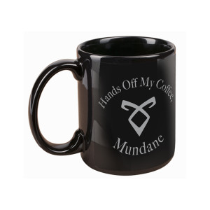 Shadowhunters Hands Off Mug