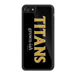 Grown-ish Titans iPhone Case