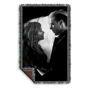 Shadowhunters Clace Throw Blanket (35x58)