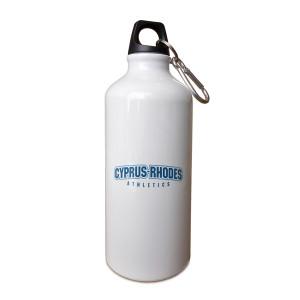 Greek Cyprus Rhodes Aluminum Water Bottle