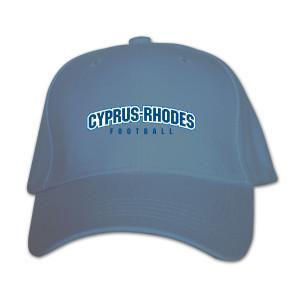 Greek Cyprus Rhodes Baseball Hat