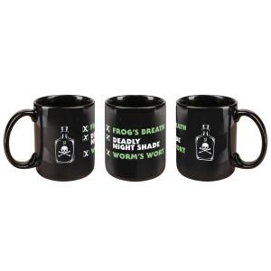 31 Nights of Halloween Potion Mug (Black)