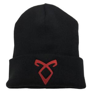 Shadowhunters Angelic Runes Symbol Beanie (Black)