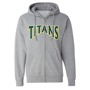 Grown-ish Titans Zip Up Hoodie