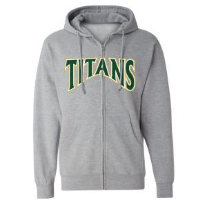 Grown-ish Titans Zip Up Hoodie