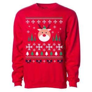 25 Days of Christmas Reindeer Crewneck Sweatshirt
