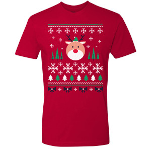 25 Days of Christmas Reindeer T-Shirt