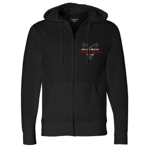 Shadowhunters New York Institute Zip Up Hoodie