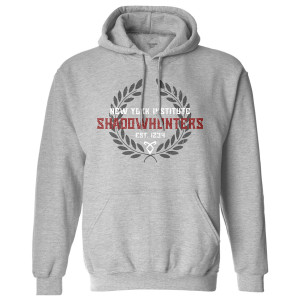 Shadowhunters New York Institute Laurel Wreath Pullover Hoodie