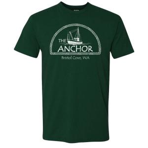 Siren The Anchor T-Shirt (Green)