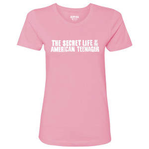 Secret Life of the American Teenager Logo Women's T-Shirt