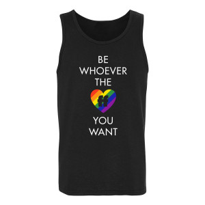 Be Whoever the FF Tank Gay Pride