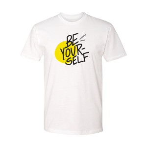 Be Yourself T-Shirt Pride