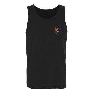 Hearts Tank Gay Pride