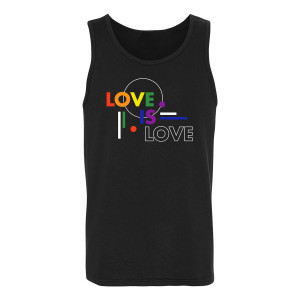 Love Tank Gay Pride