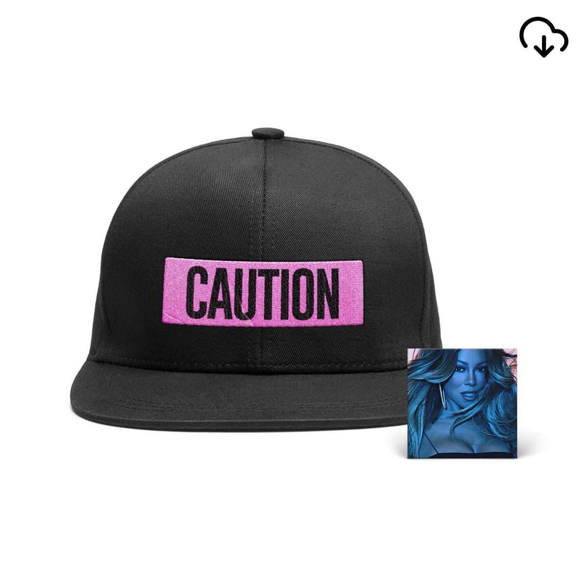 CAUTION Hat + Download
