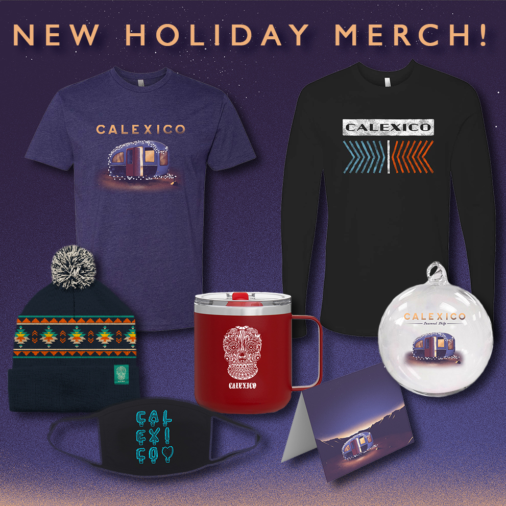 New Holiday Merch