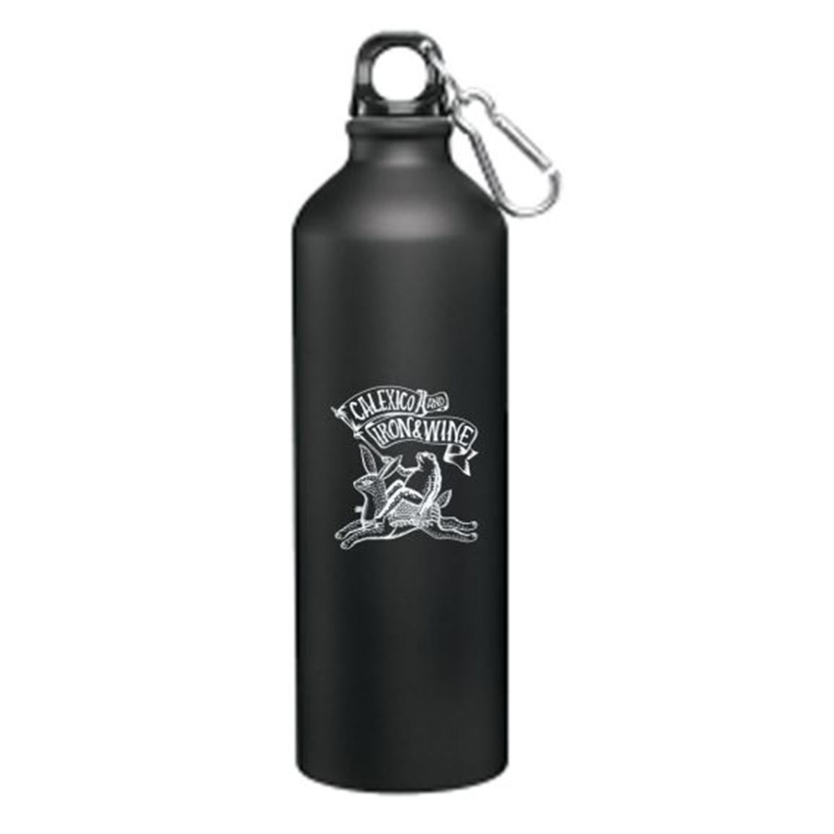 Calexico and Iron & Wine Hare and Toad Water Bottle