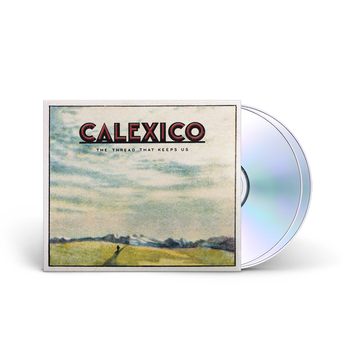 The Thread That Keeps Us Deluxe CD