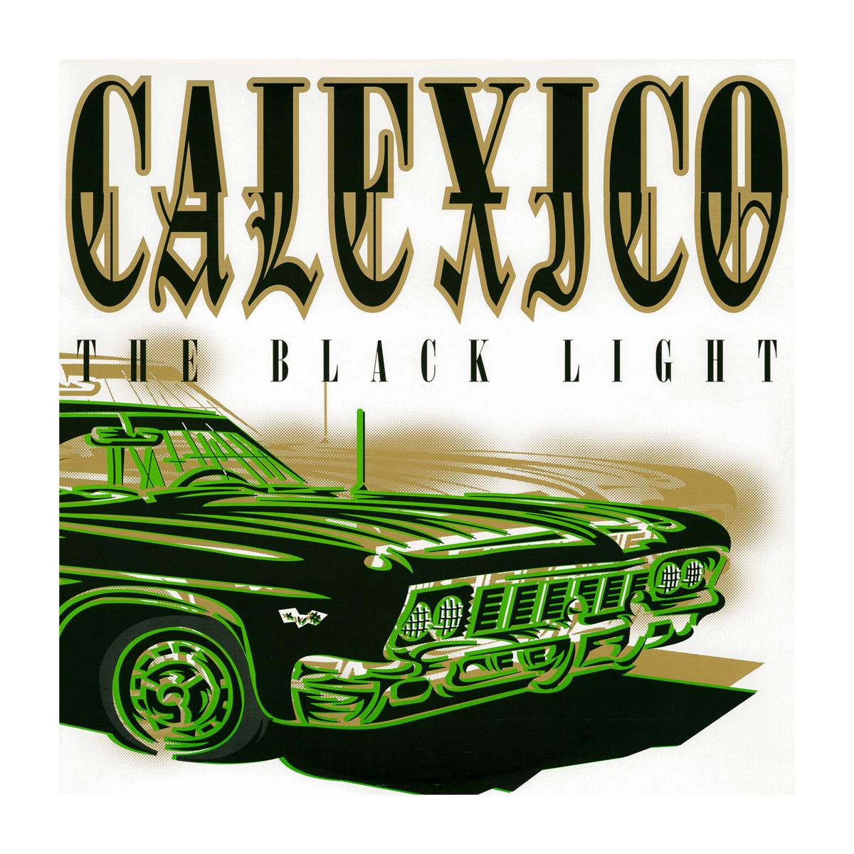 The Black Light Vinyl