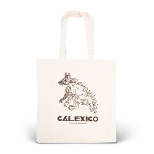Calexico Wolf Tote