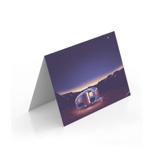 'Seasonal Shift' Greeting Cards