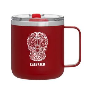 Calexico Happy Skull Camp Mug