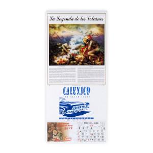 Calexico 2019 Calendar