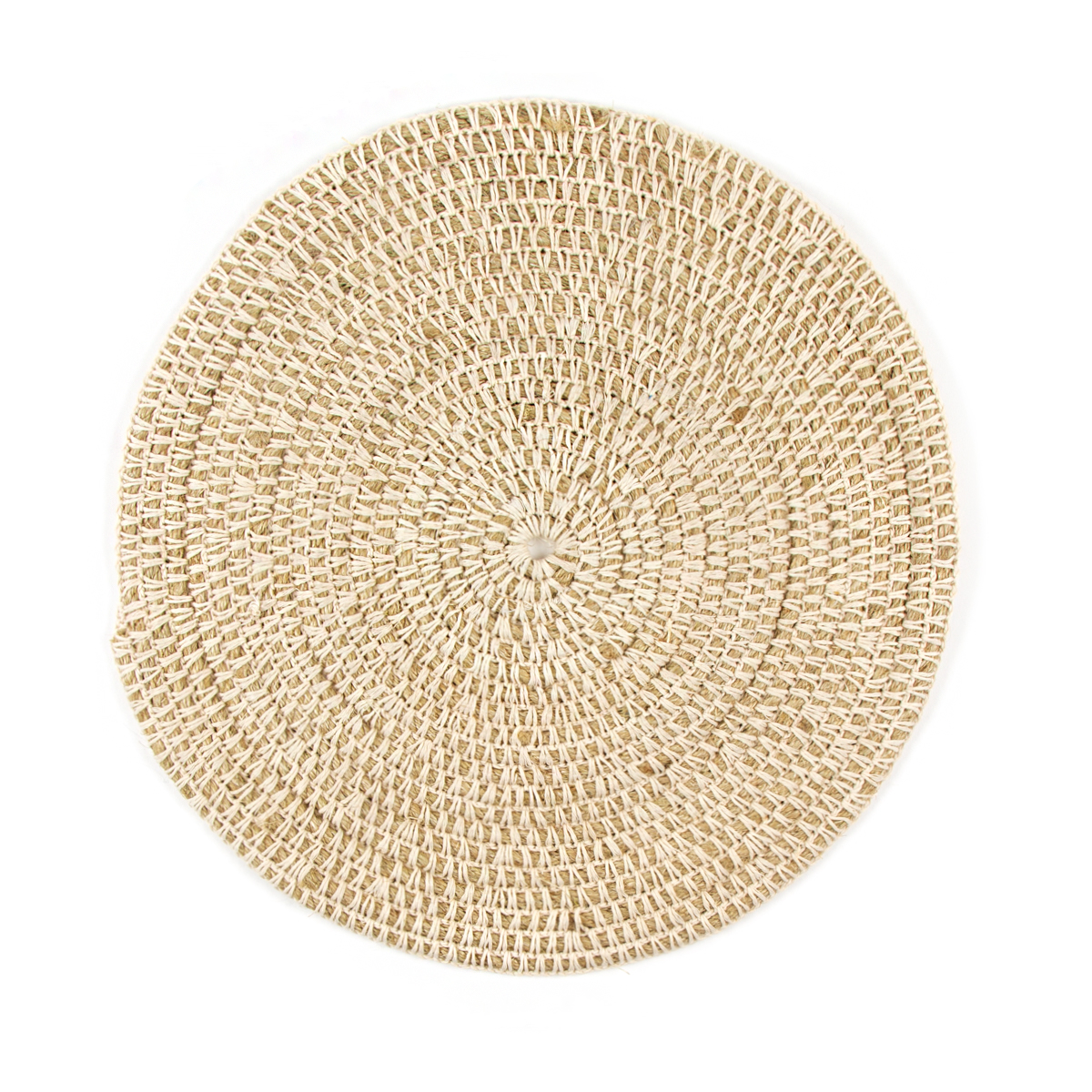 Soha large crocheted trivet: The Master Peace, Lebanon