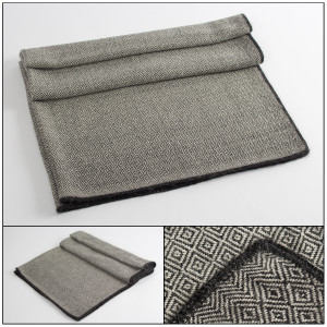 Allpa -- Peru: Diamond Alpaca Throw