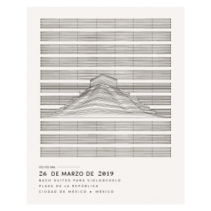 Bach Project in Mexico City 2019 Poster