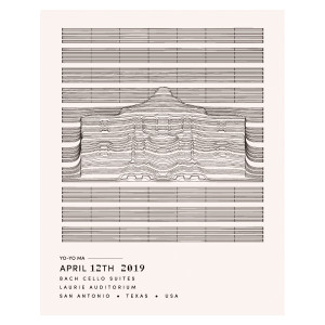 Bach Project in San Antonio 2019 Poster