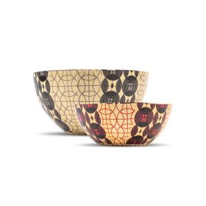 Wola Nani, South Africa: Nesting Paper Maché Bowls – Shields